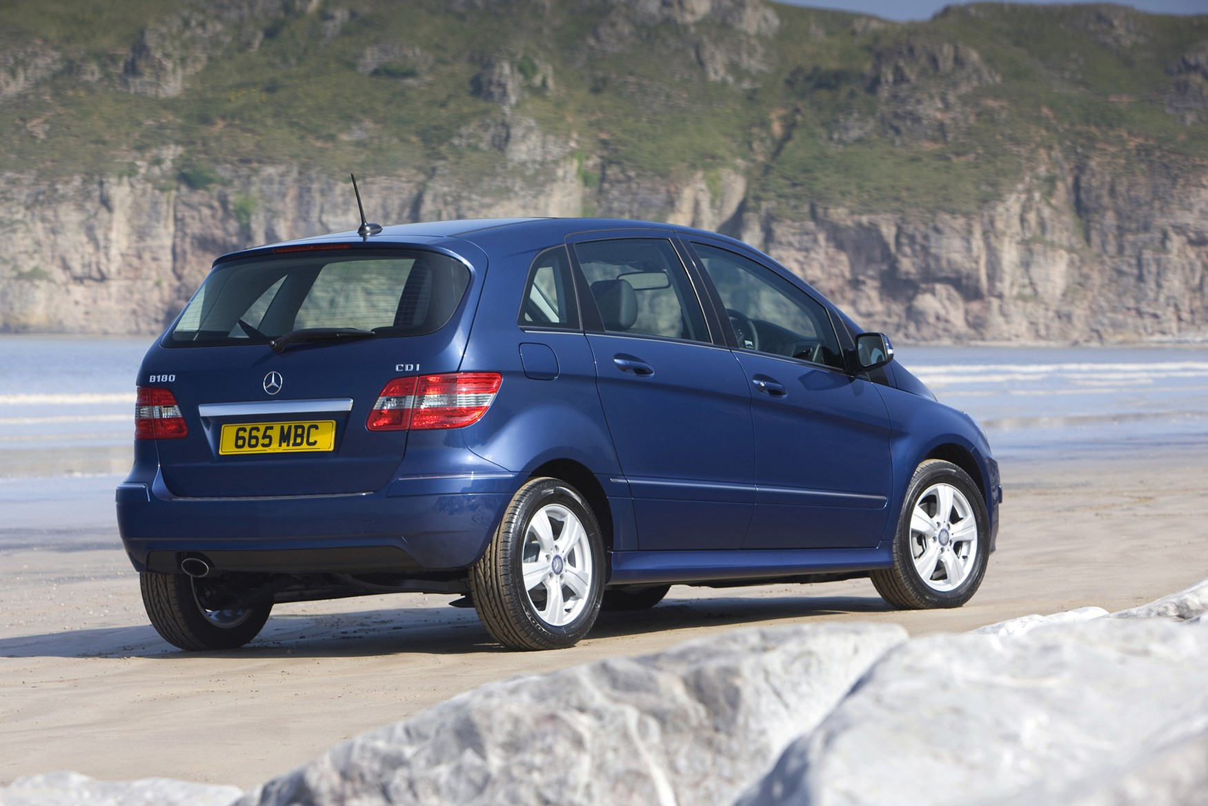 Used Mercedes-Benz B-Class Hatchback (2005 - 2011) Review   Parkers