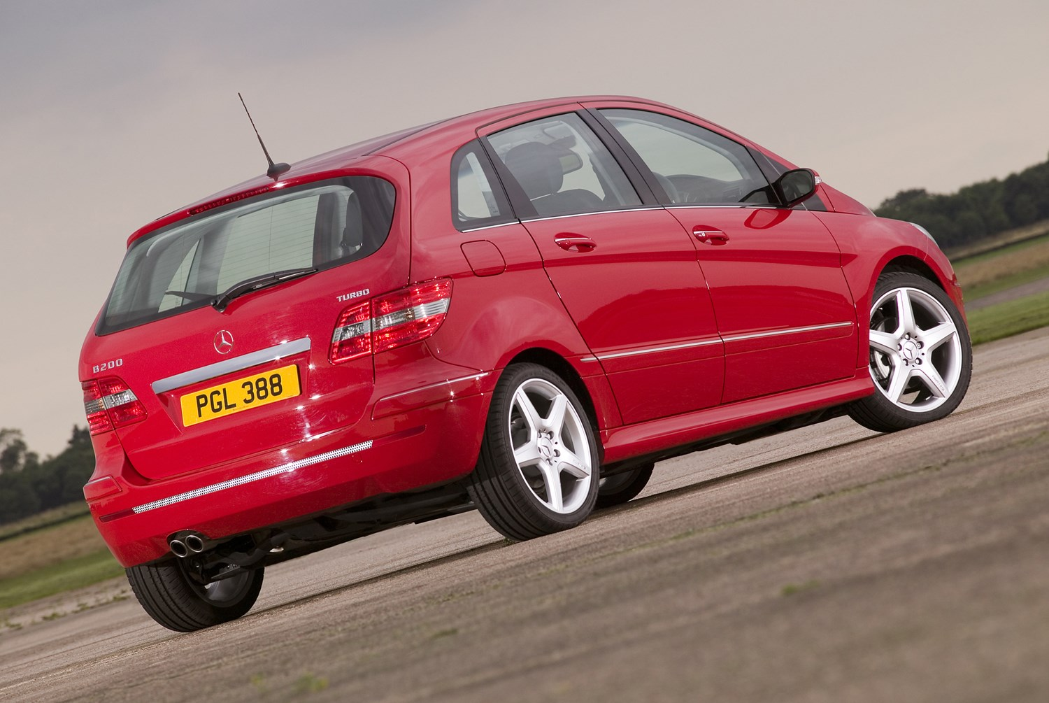 Used Mercedes-Benz B-Class Hatchback (2005 - 2011) Practicality