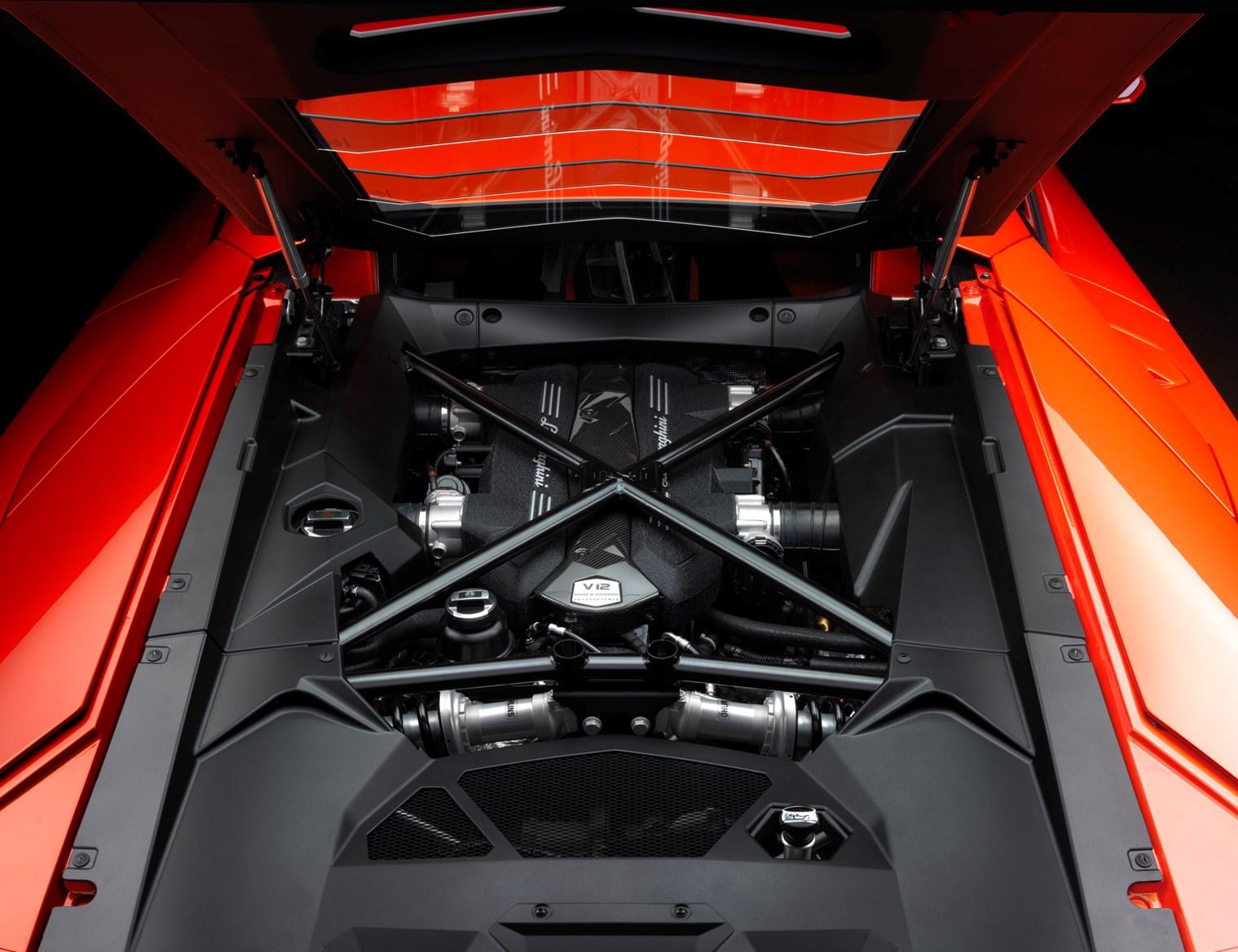Lamborghini Aventador (2019) MPG, Running Costs, Economy