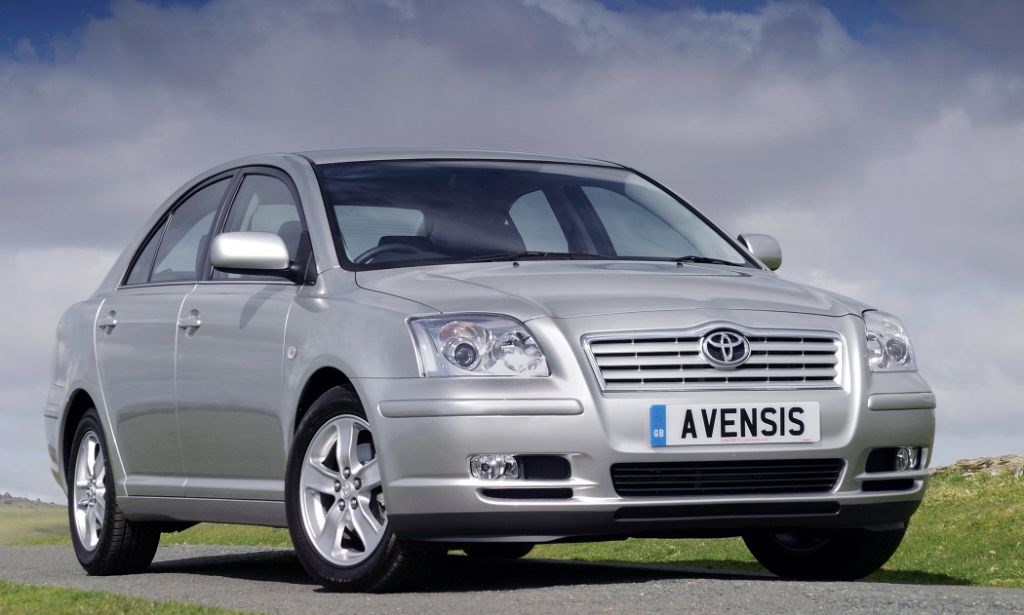Mercedes Diesel Engines >> Used Toyota Avensis Hatchback (2003 - 2008) Review | Parkers