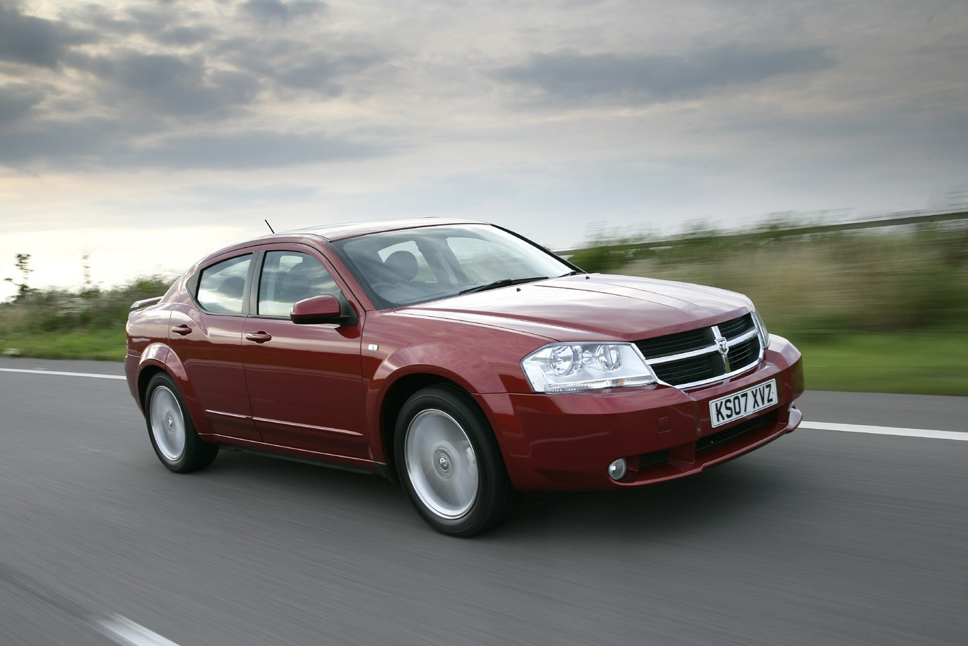 top review dodge avenger cars speed
