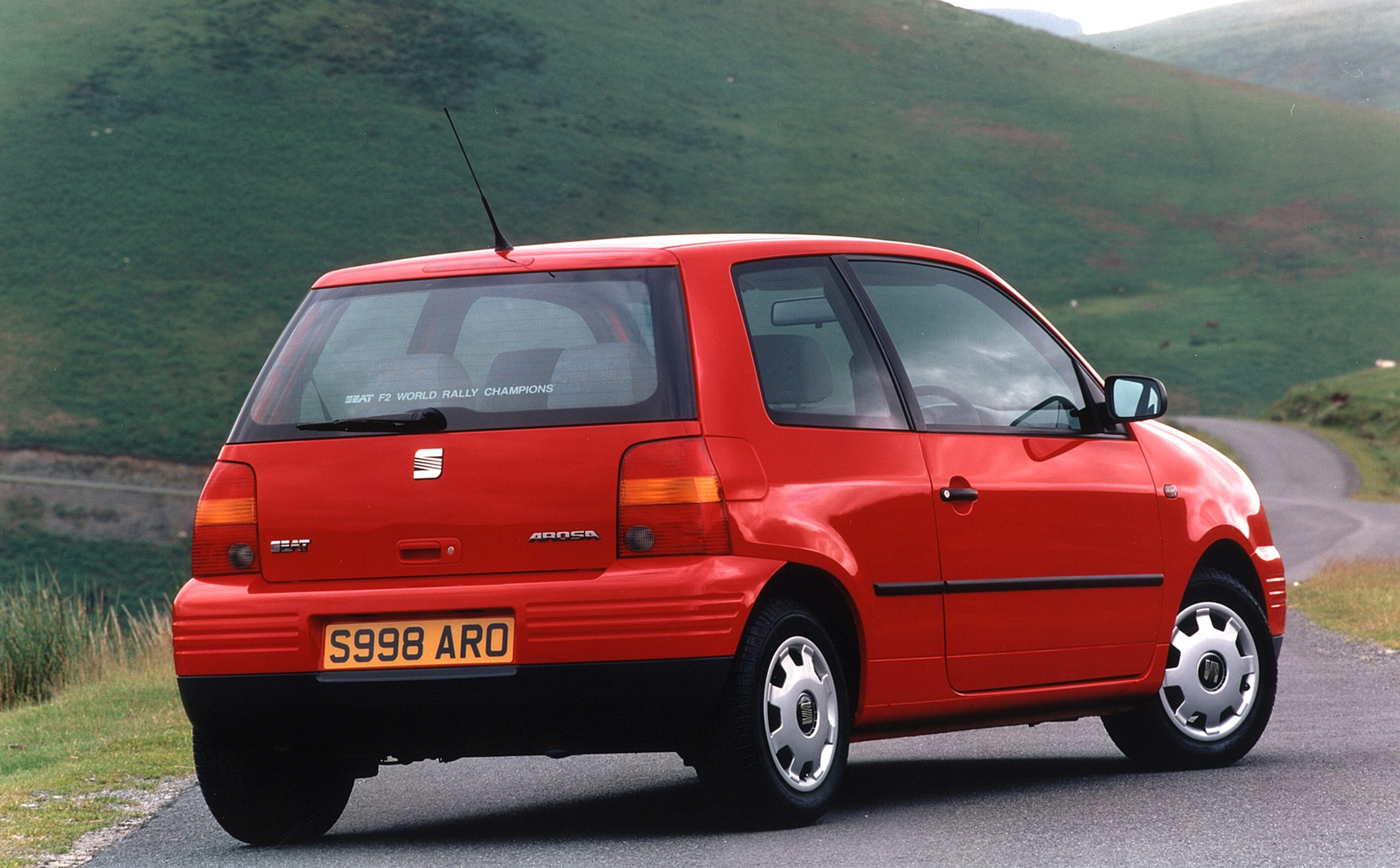 seat arosa hatchback review 1997 2004 parkers rh parkers co uk parkers guide seat arosa Kobiety I Seat