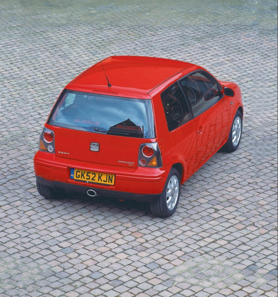 SEAT Arosa Hatchback Review (1997 - 2004)