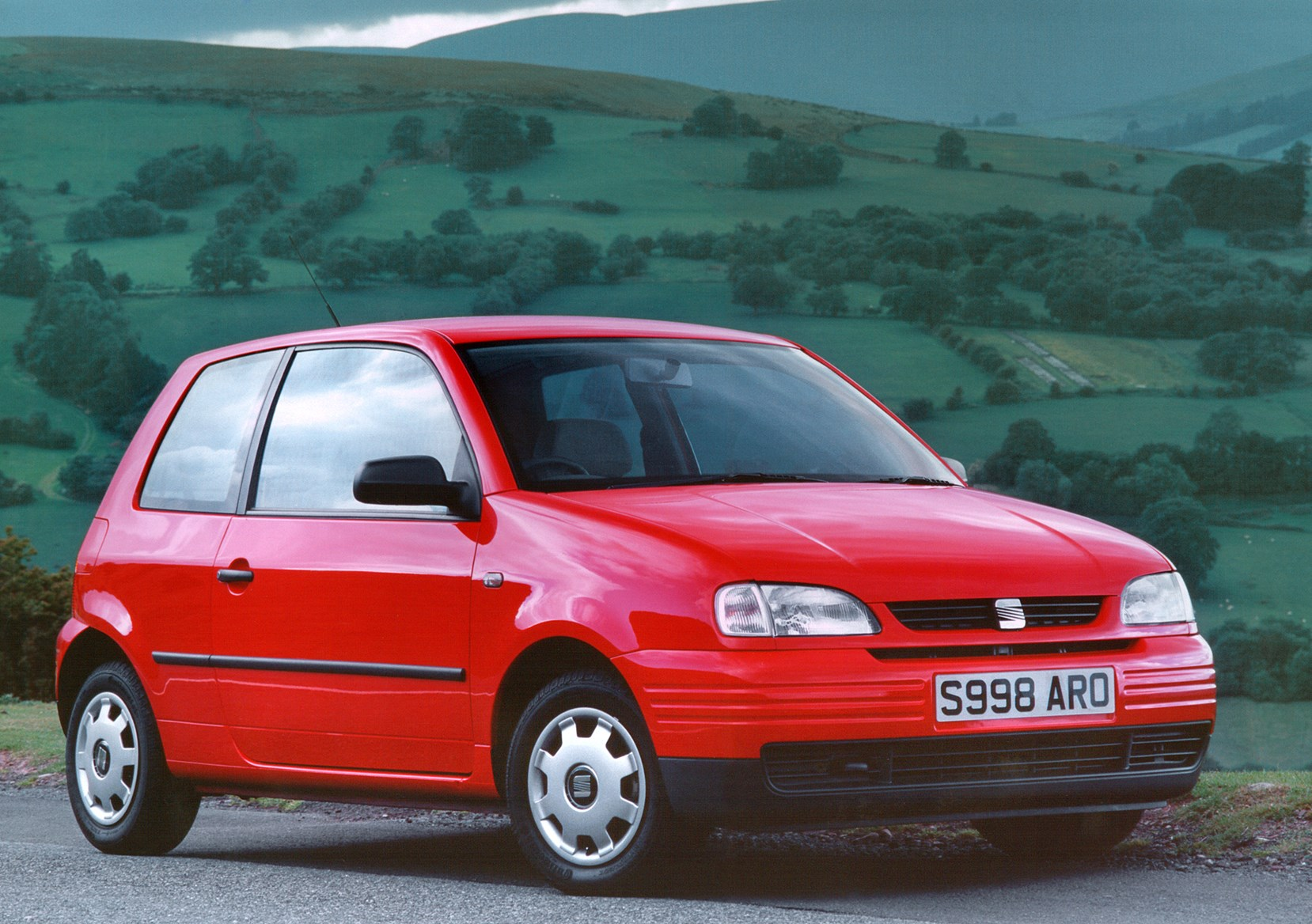 Seat Arosa Hatchback Review 1997 2004 Parkers