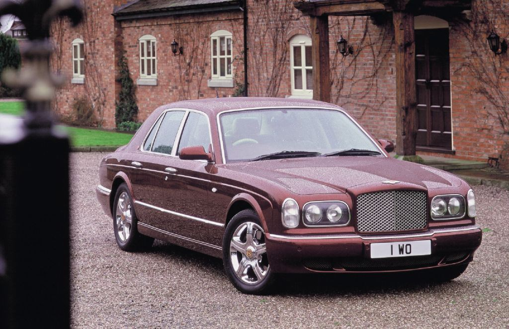 308 bentley arnage saloon review (1998 2009) parkers 1999 Bentley Arnage Interior at readyjetset.co