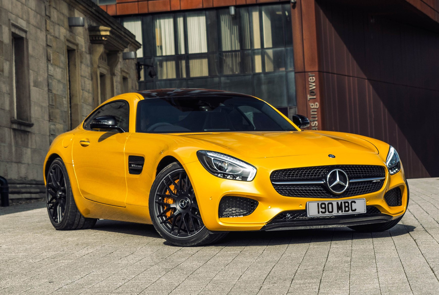 Mercedes-AMG GT Coupe review summary | Parkers