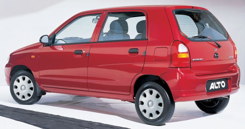 suzuki alto hatchback review 2003 2005 parkers. Black Bedroom Furniture Sets. Home Design Ideas