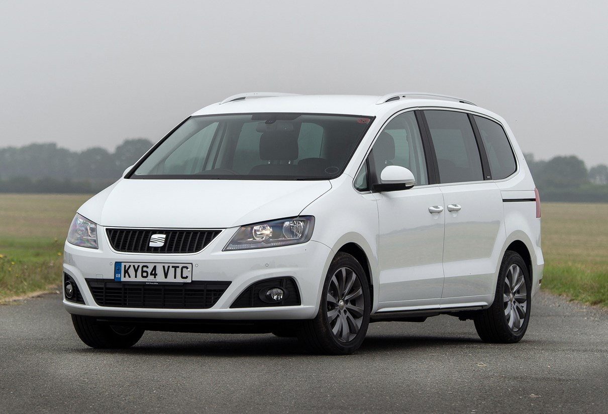 SEAT Alhambra Review (2019) | Parkers