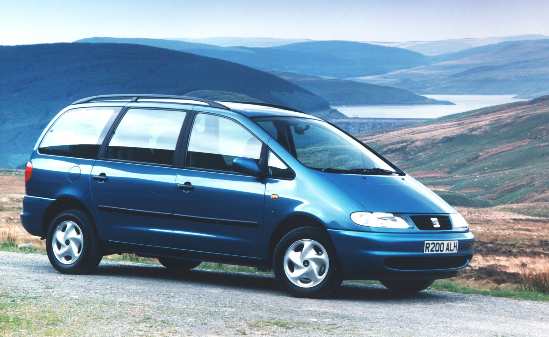 Seat Alhambra Estate 1996 2000 Driving Amp Performance
