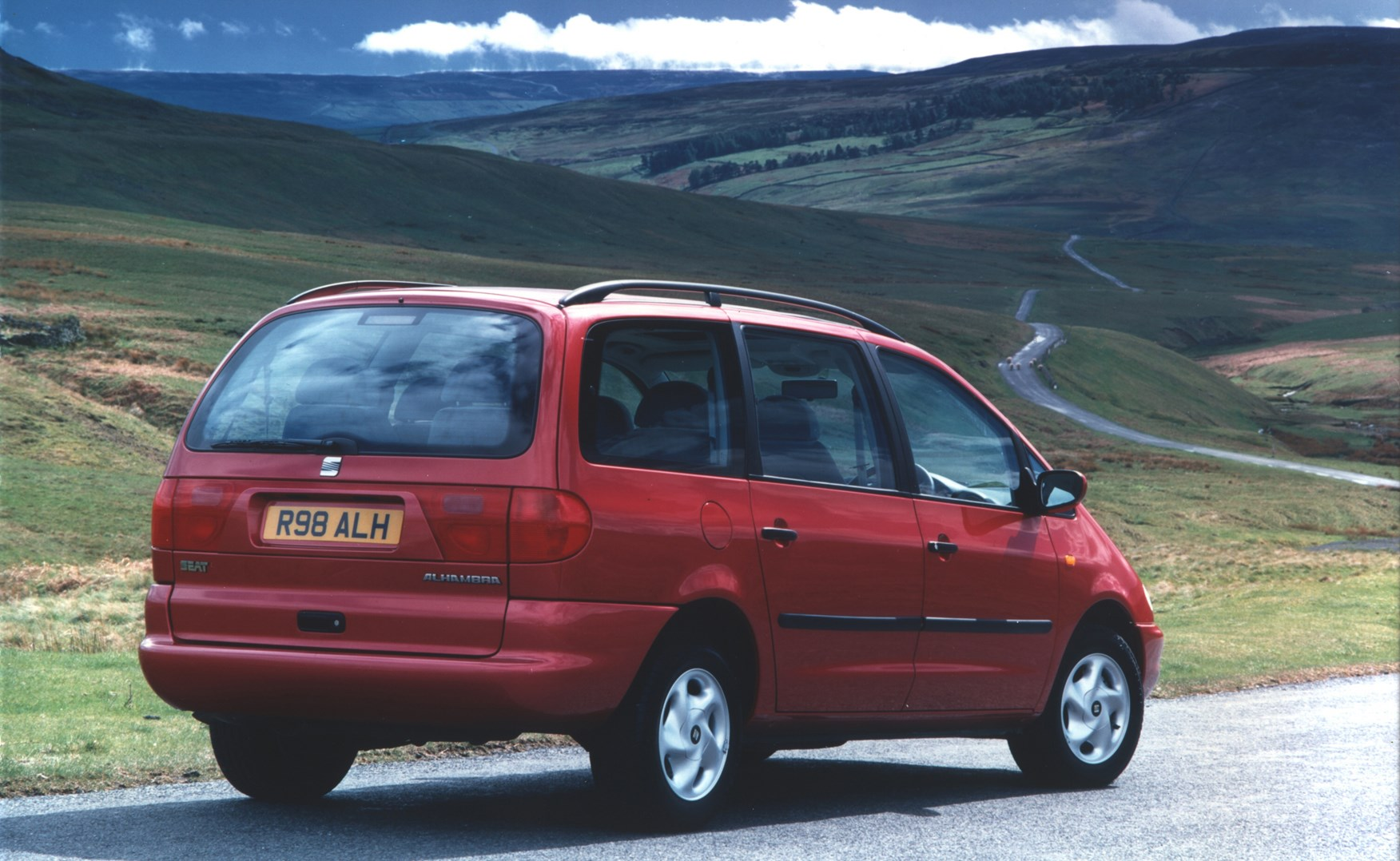 Seat Alhambra Estate Review 1996 2000 Parkers