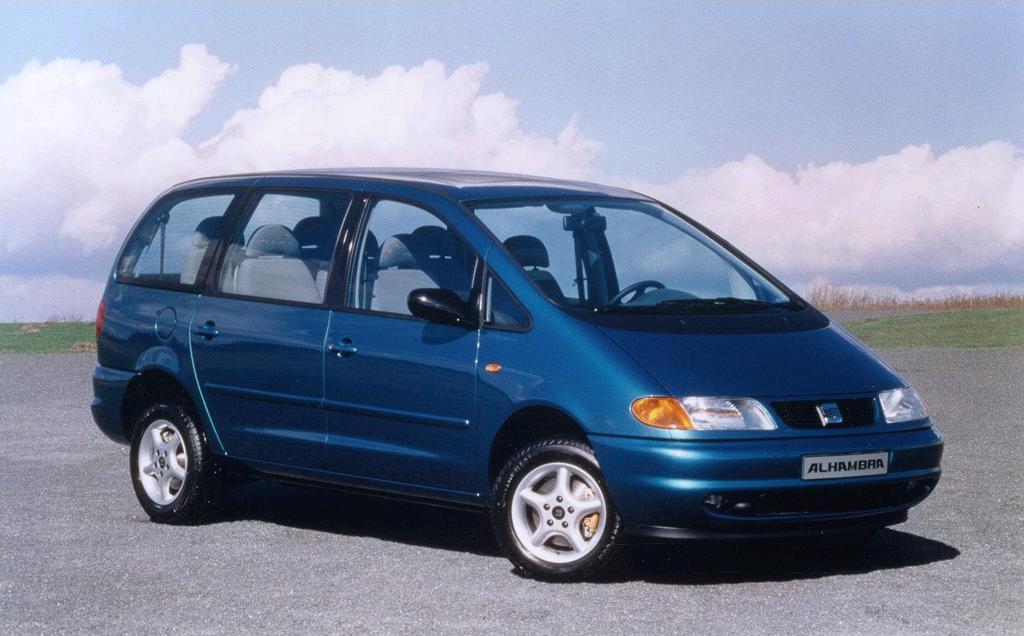 Seat Alhambra Estate 1996 2000 Driving Amp Performance