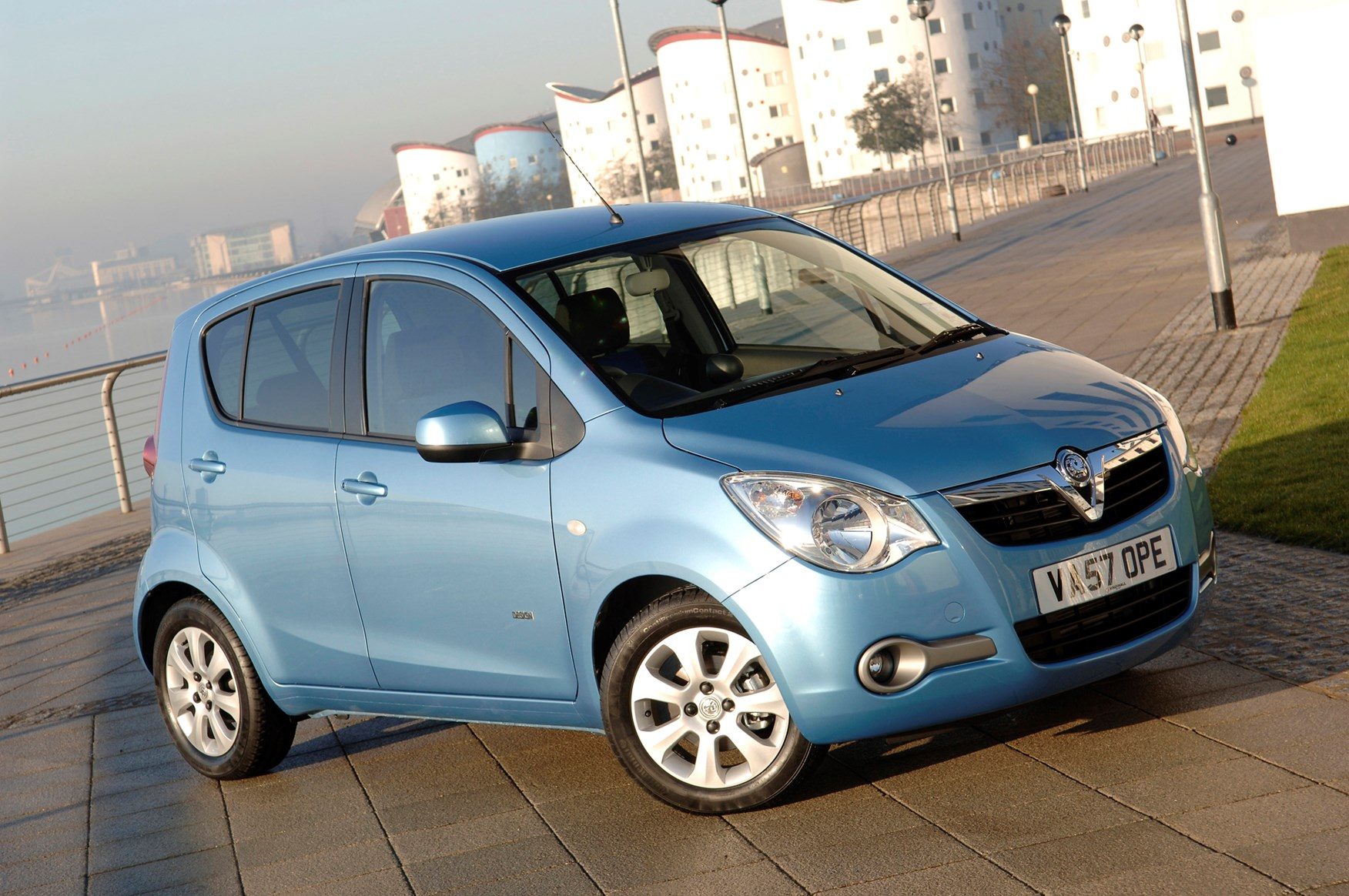 Used Vauxhall Agila Estate (2008 - 2013) Review | Parkers