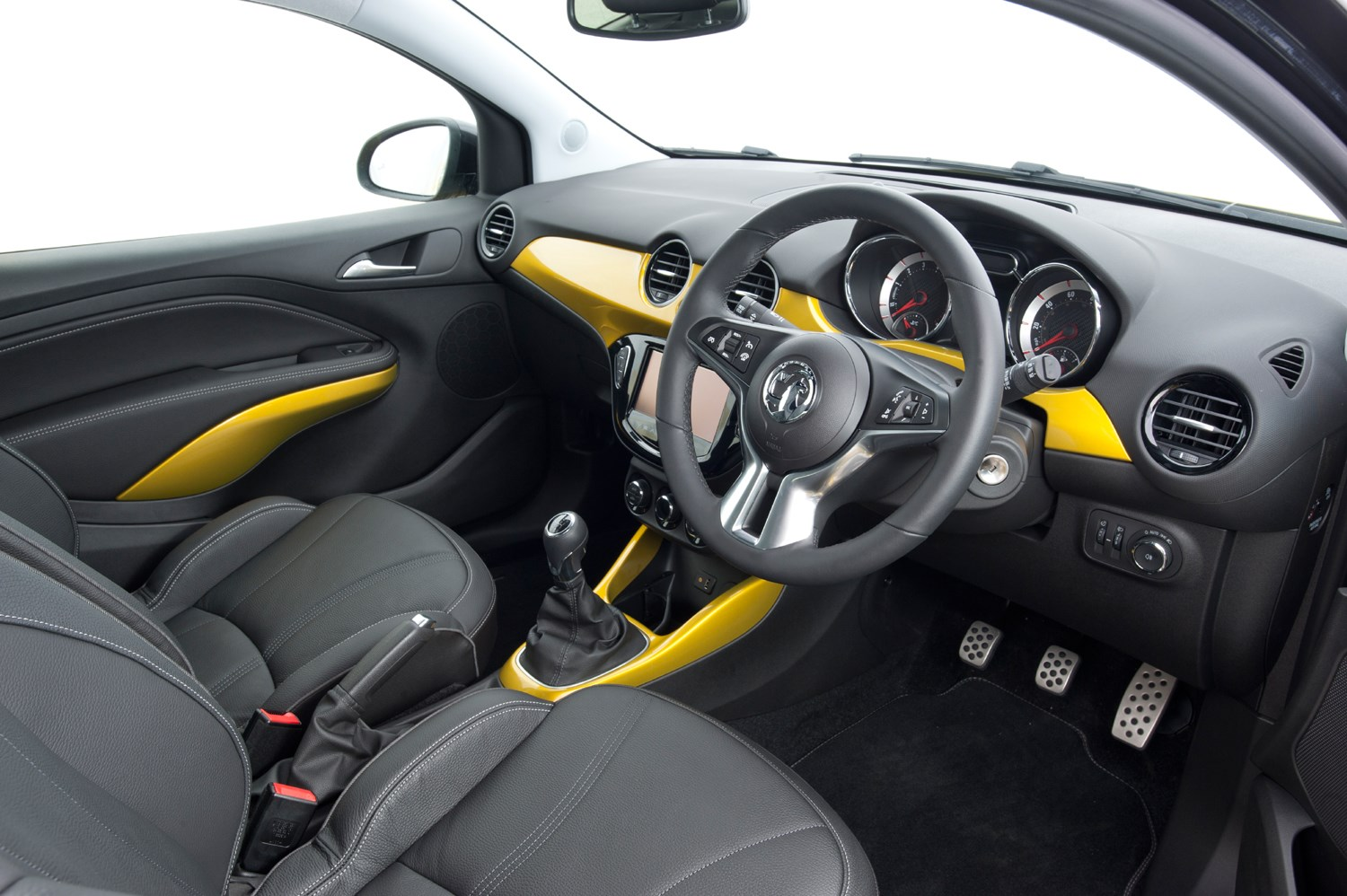 vauxhall adam rocks review 2014 parkers. Black Bedroom Furniture Sets. Home Design Ideas