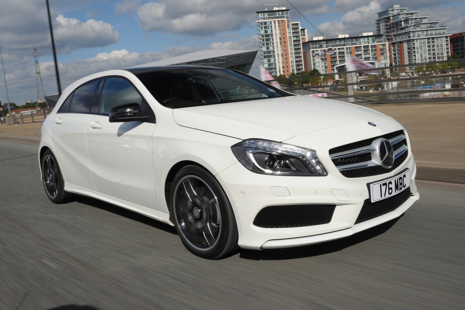 Mercedes benz a class hatchback 2013 running costs for Mercedes benz a class