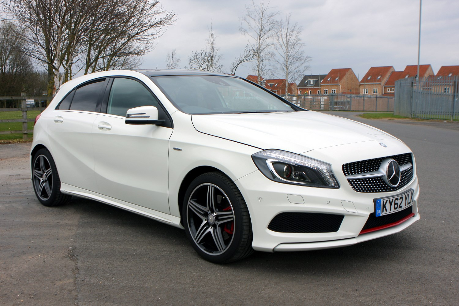 Mercedes benz a class review parkers for How much is mercedes benz