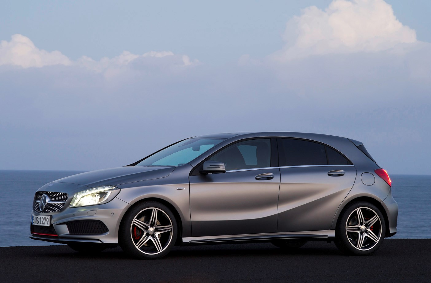 Mercedes benz a class review parkers for How much is a mercedes benz c class
