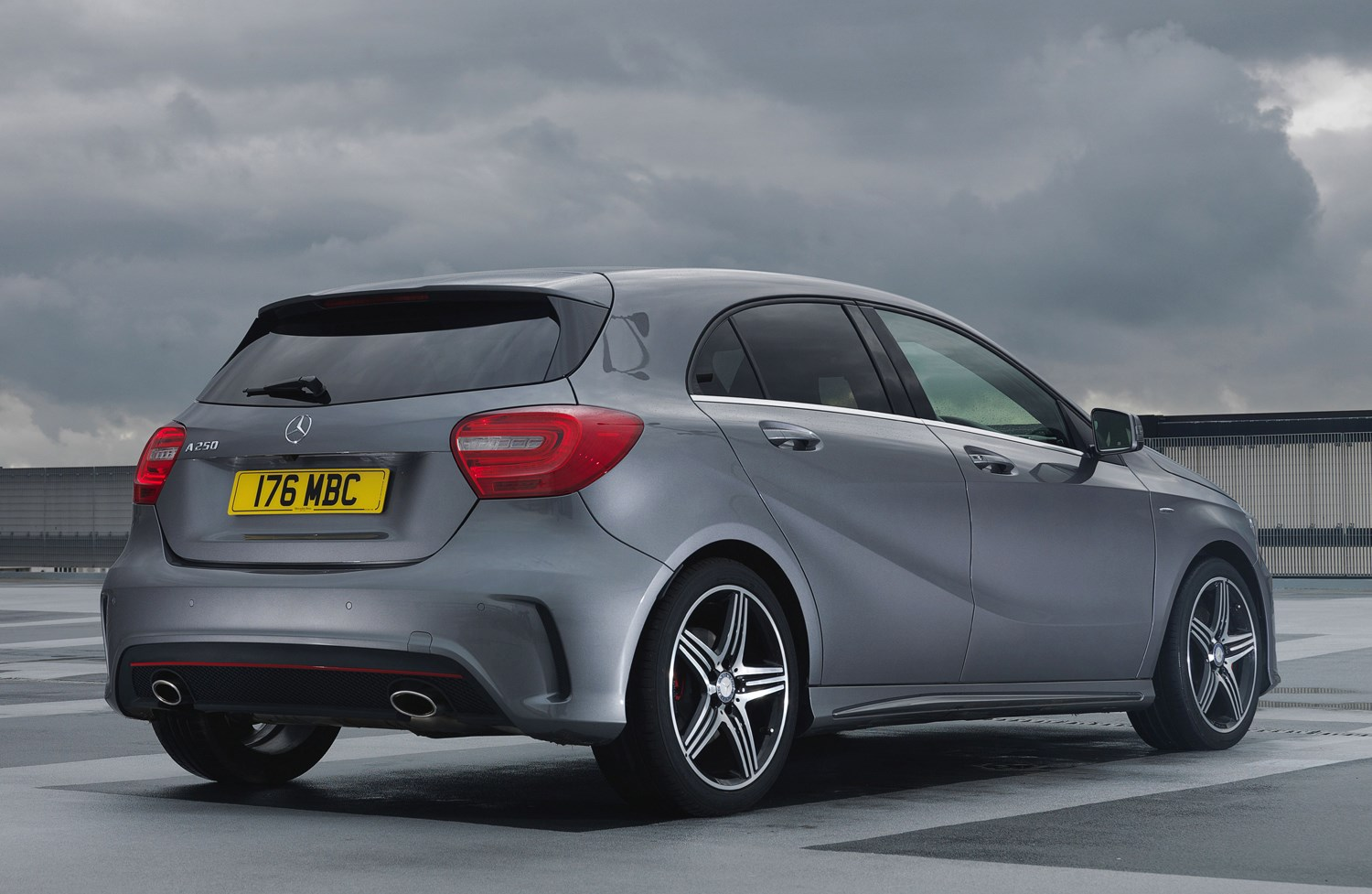 Mercedes benz a class review parkers for How much is a mercedes benz e class