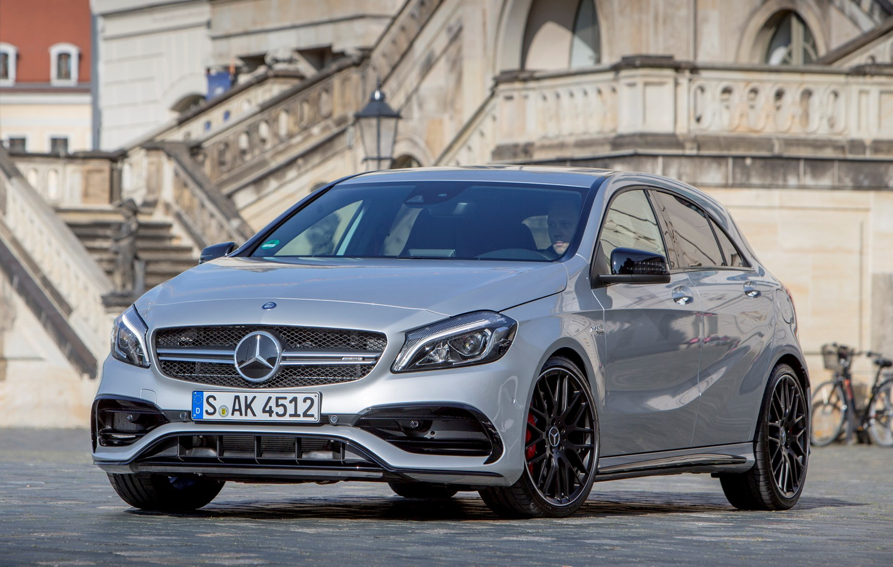 Mercedes benz a class amg 2013 driving performance for How much is a mercedes benz c class