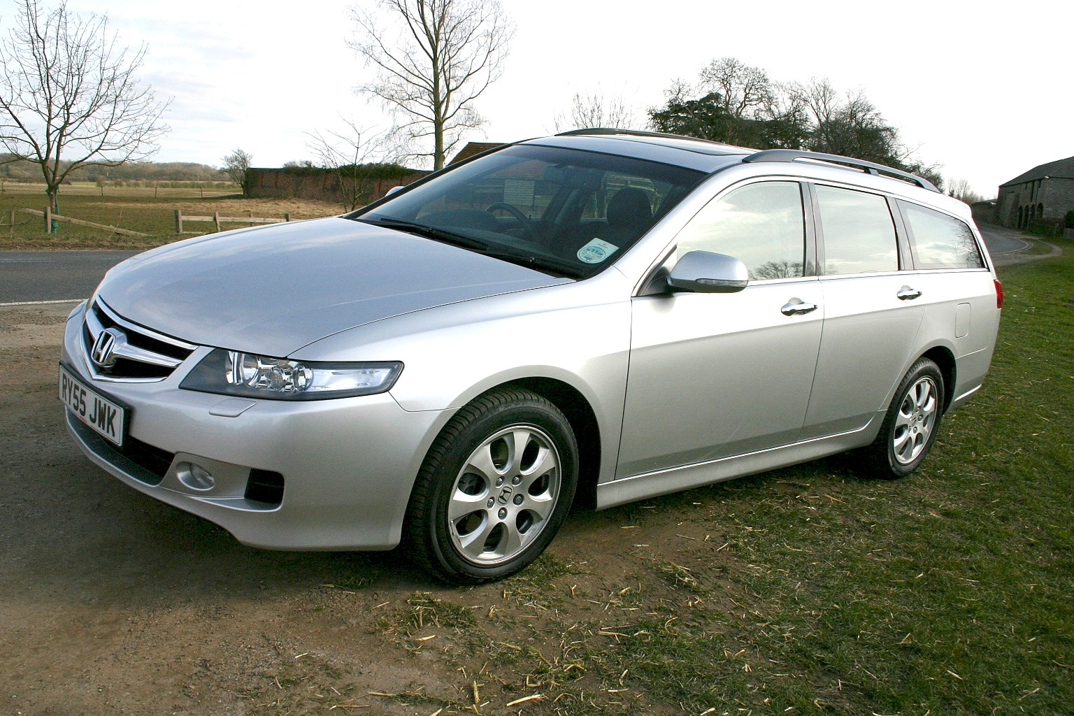 honda accord tourer review 2003 2008 parkers. Black Bedroom Furniture Sets. Home Design Ideas