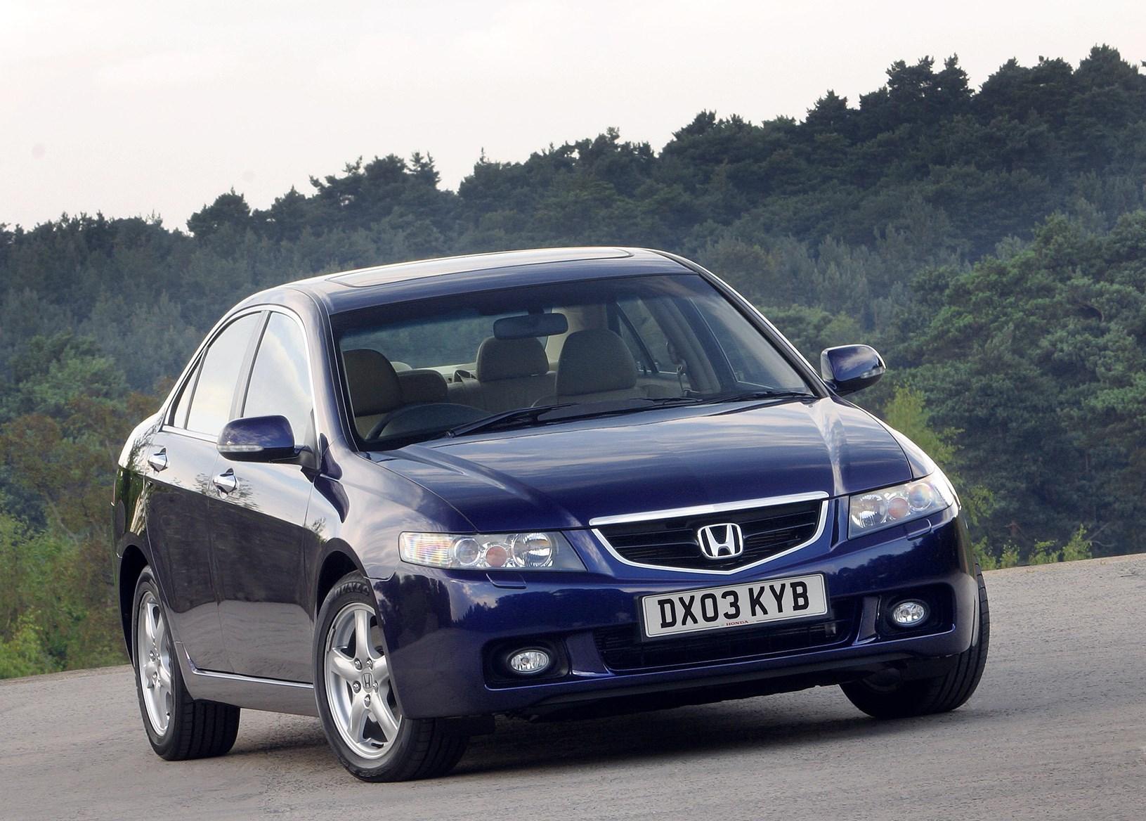 Honda accord i vtec 2004
