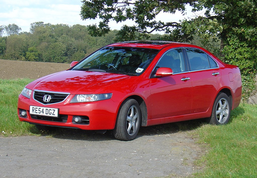 Honda Accord Saloon Review (2003 - 2008) | Parkers