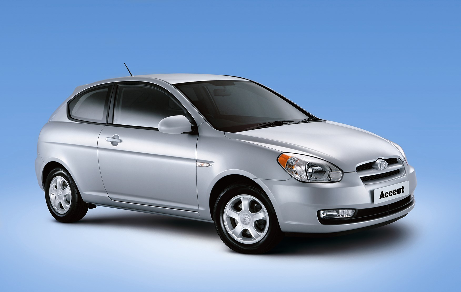 hyundai accent hatchback review 2006 2009 parkers. Black Bedroom Furniture Sets. Home Design Ideas