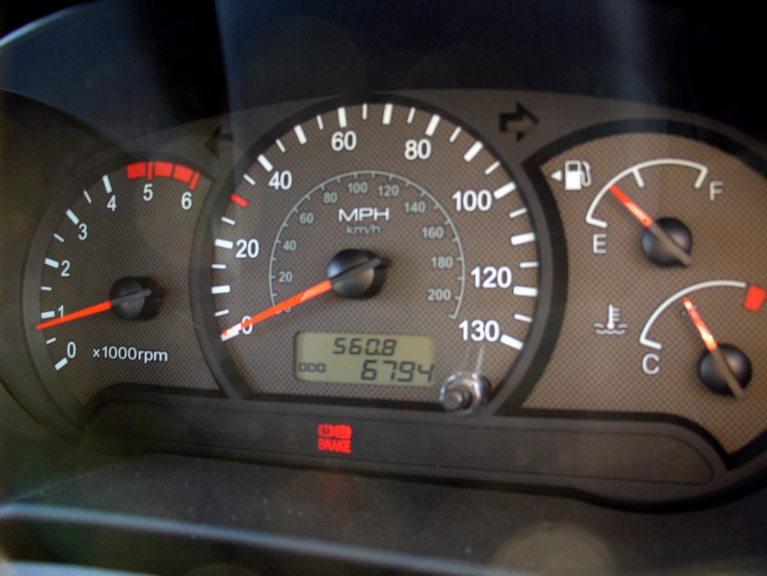 Dsc on 2000 Hyundai Accent