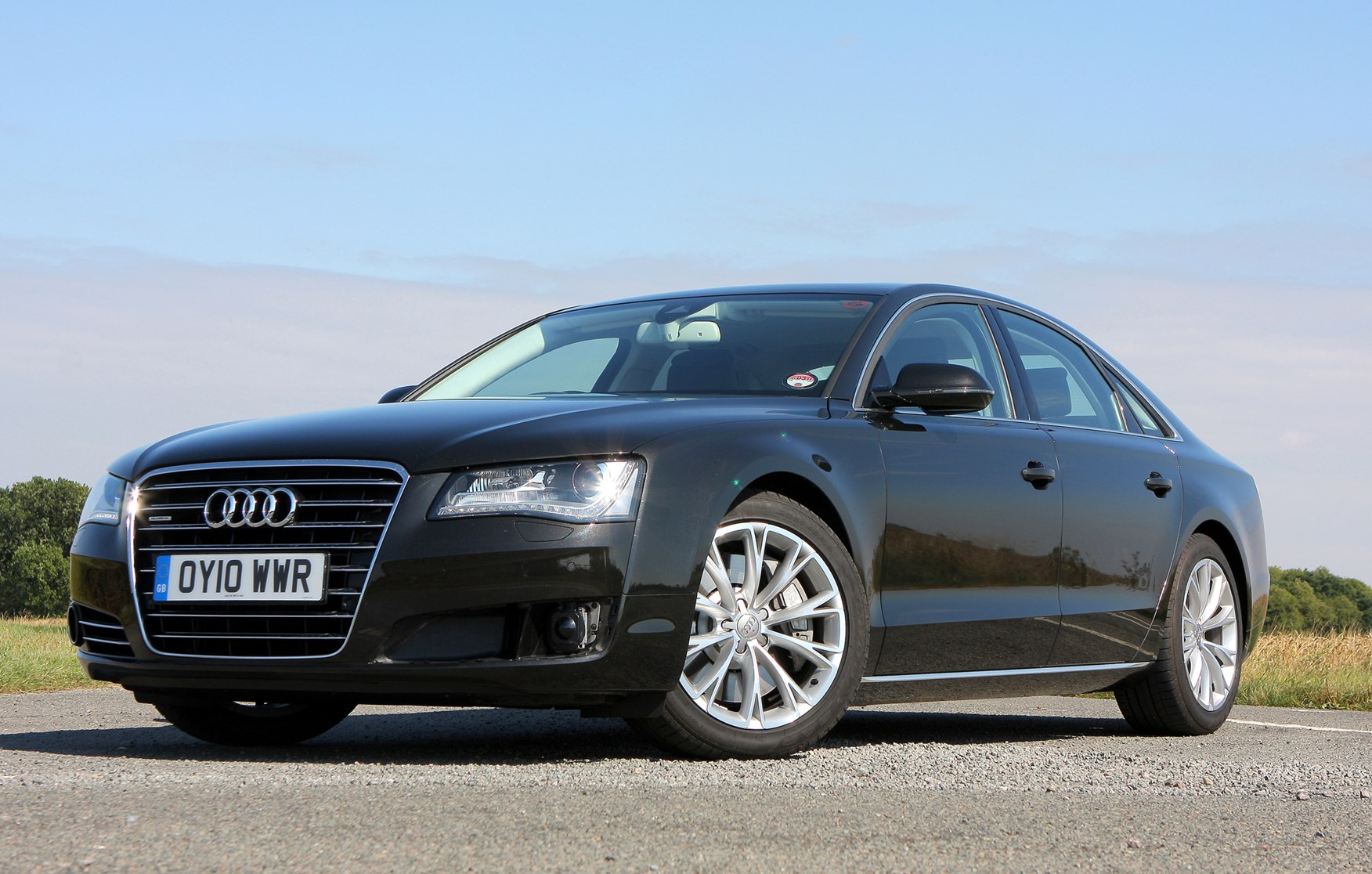 how much is an audi a8 is the new audi a8 that much of an improvement over the old one. Black Bedroom Furniture Sets. Home Design Ideas