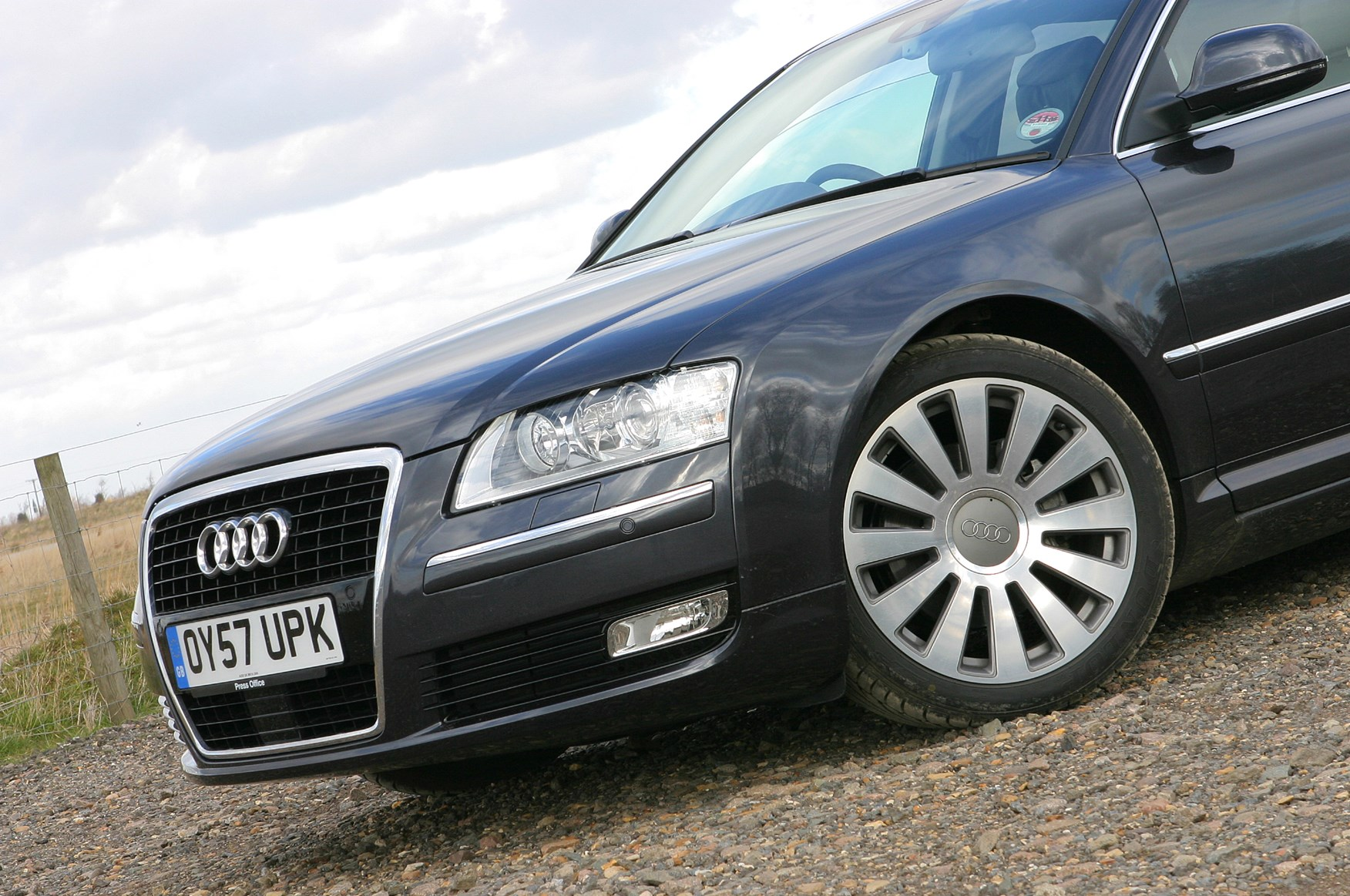 Used Audi A8 Saloon 2003 2011 Practicality Parkers
