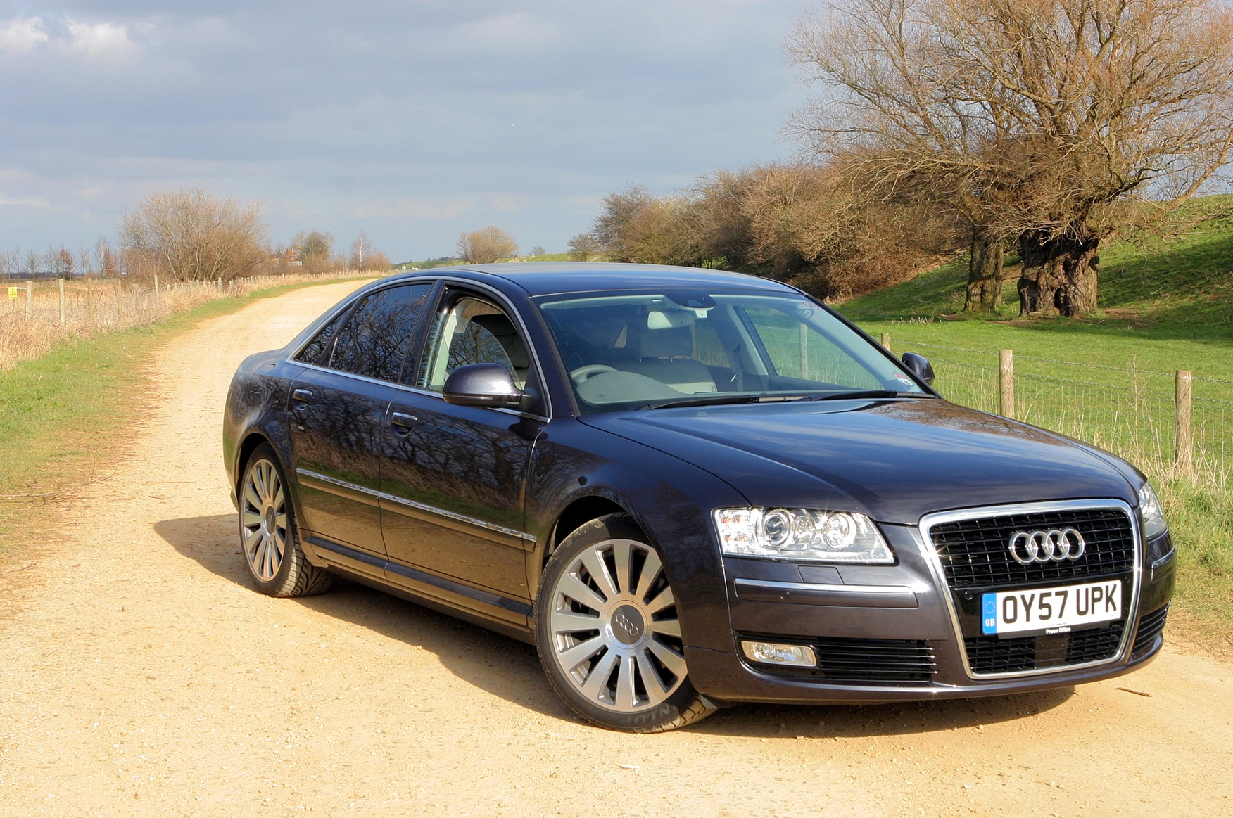 audi a8 saloon 2003 2011 buying and selling parkers