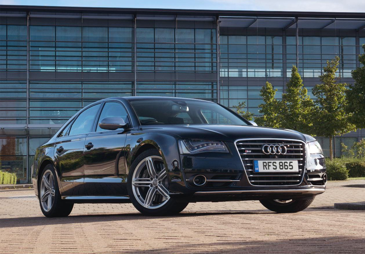 audi a8 s8 2012 2017 running costs parkers. Black Bedroom Furniture Sets. Home Design Ideas