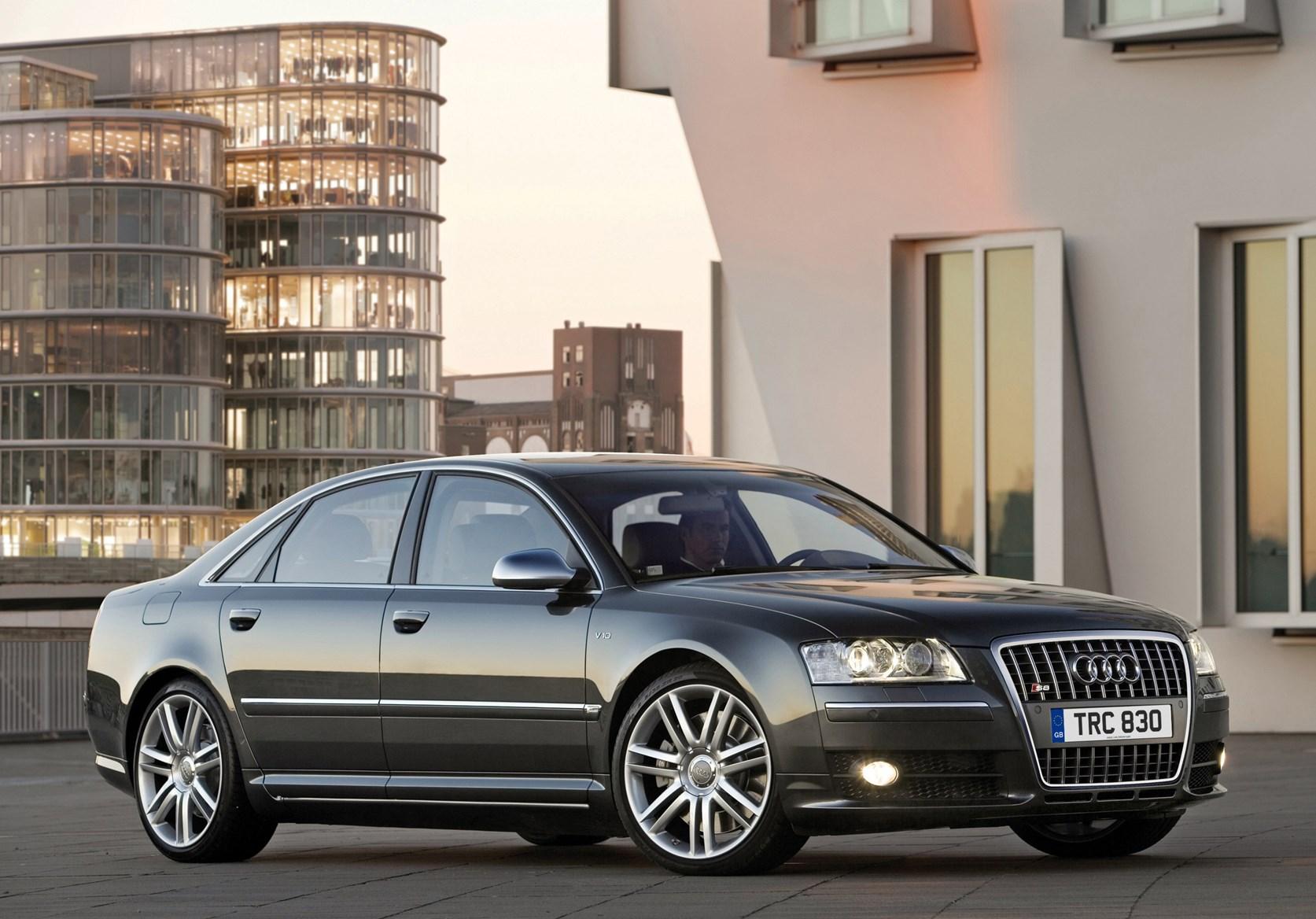 Audi A S Review Parkers - 2007 audi a8