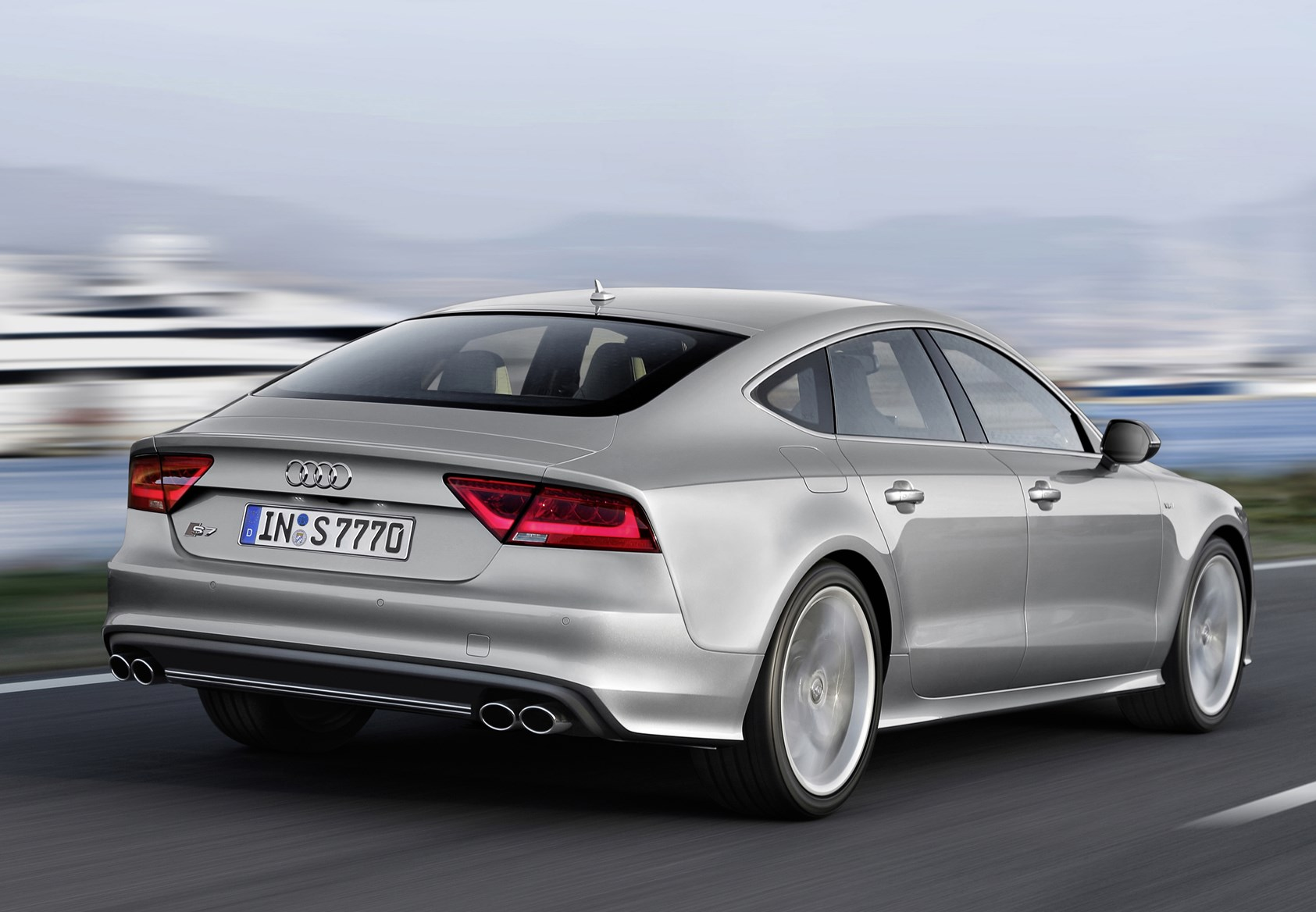audi a7 s7 2012 running costs parkers. Black Bedroom Furniture Sets. Home Design Ideas