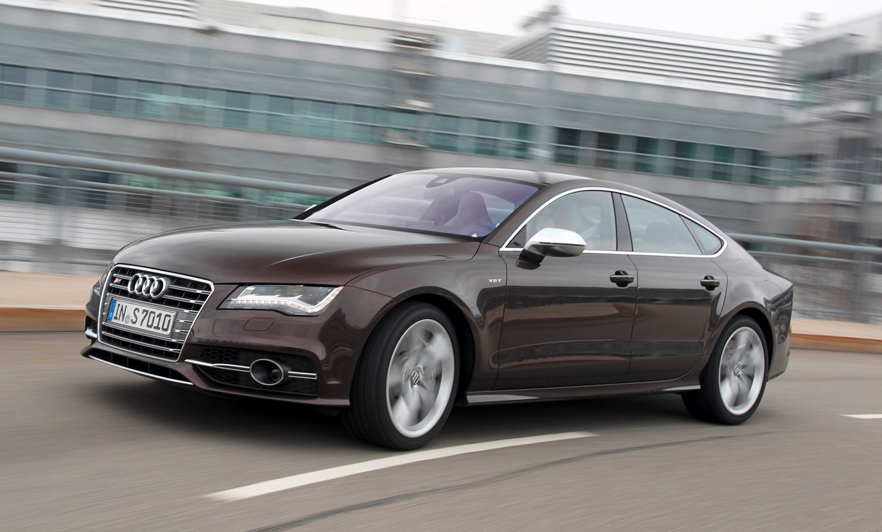 audi a7 s7 review 2012 parkers. Black Bedroom Furniture Sets. Home Design Ideas