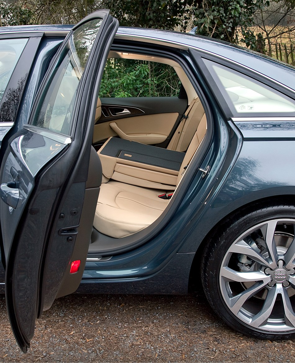 Audi A6 Saloon Review (2011 - 2018)