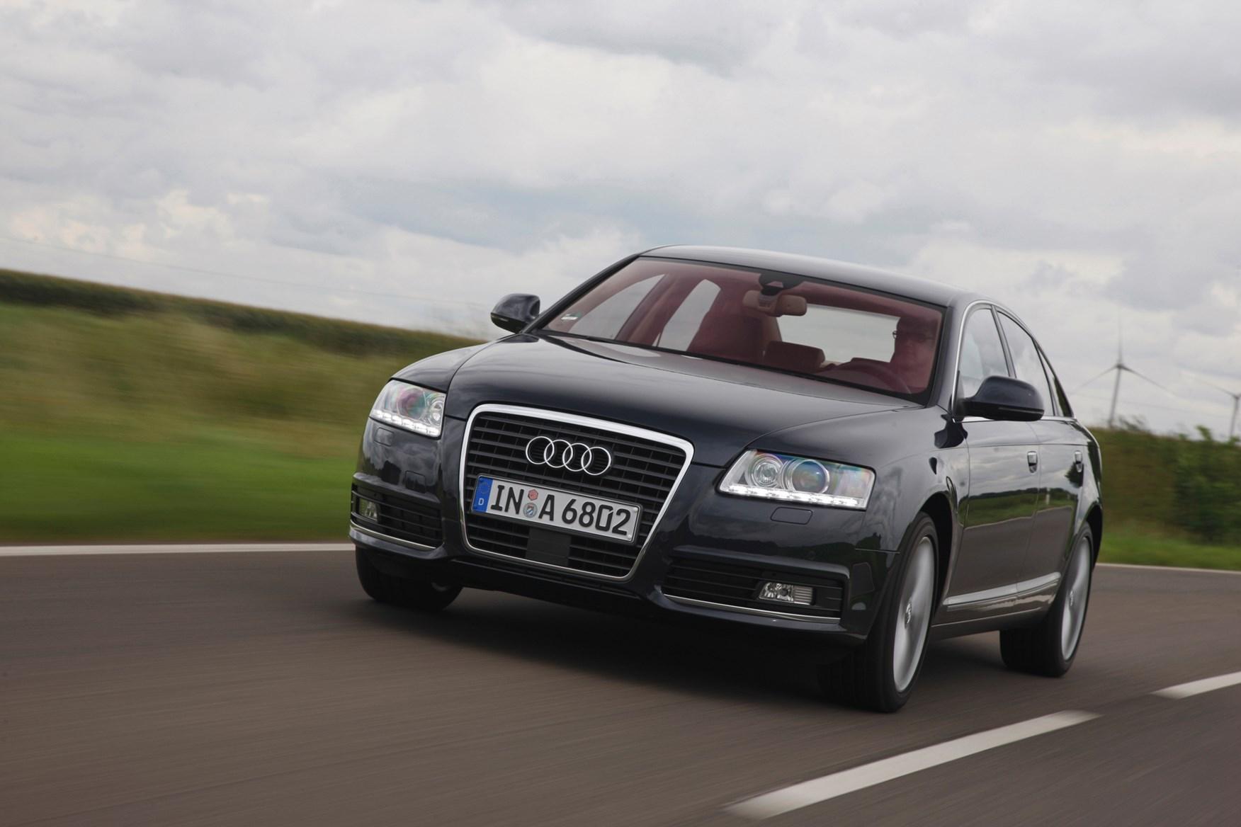 Audi A6 Saloon Review 2004 2011