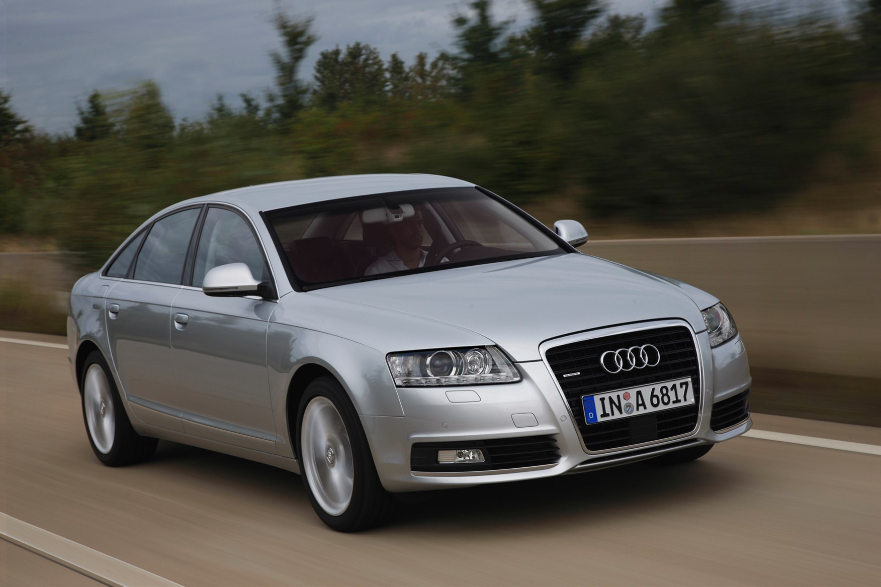 audi a6 saloon review 2004 2011 parkers. Black Bedroom Furniture Sets. Home Design Ideas