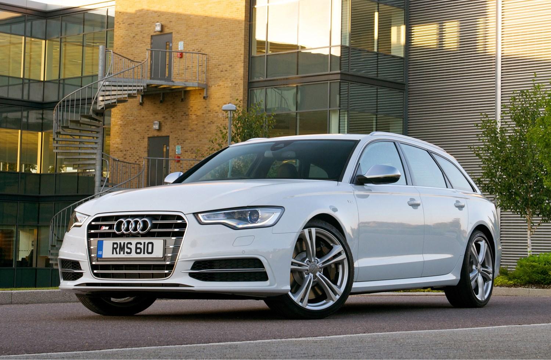 Audi A6 S6 Review 2012 Parkers