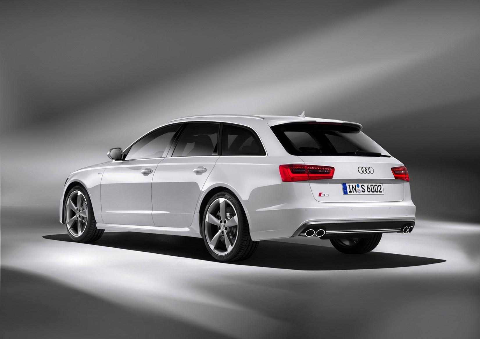 Audi A6 S6 Review 2012