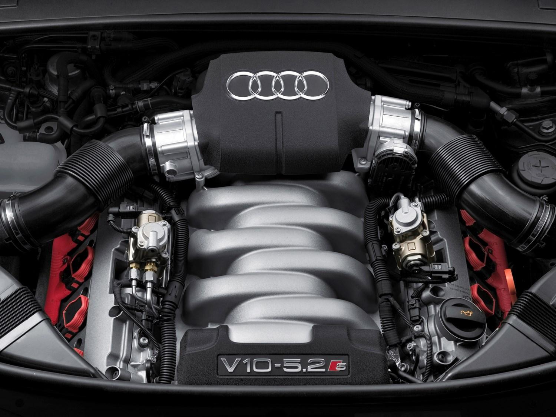 Audi A S Review Parkers - Audi s6 v10