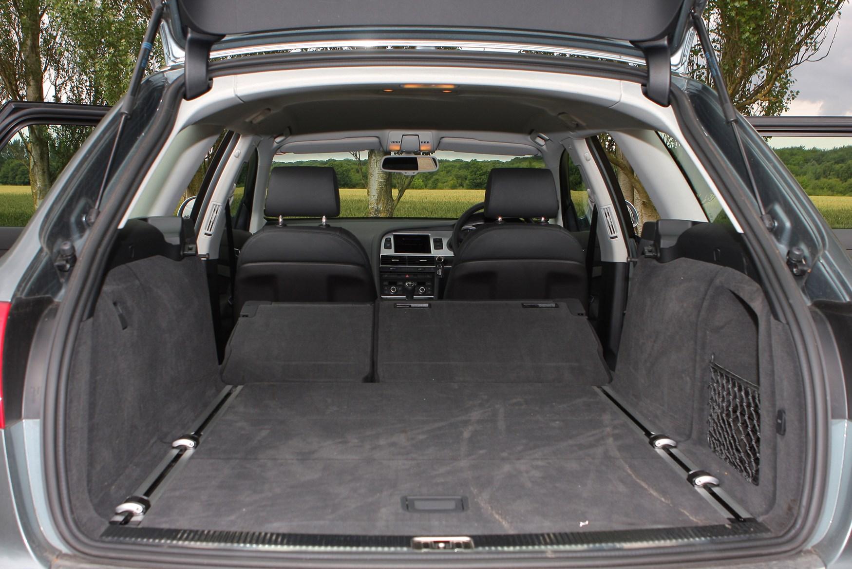 Audi A6 Avant Review 2005 2011 Parkers