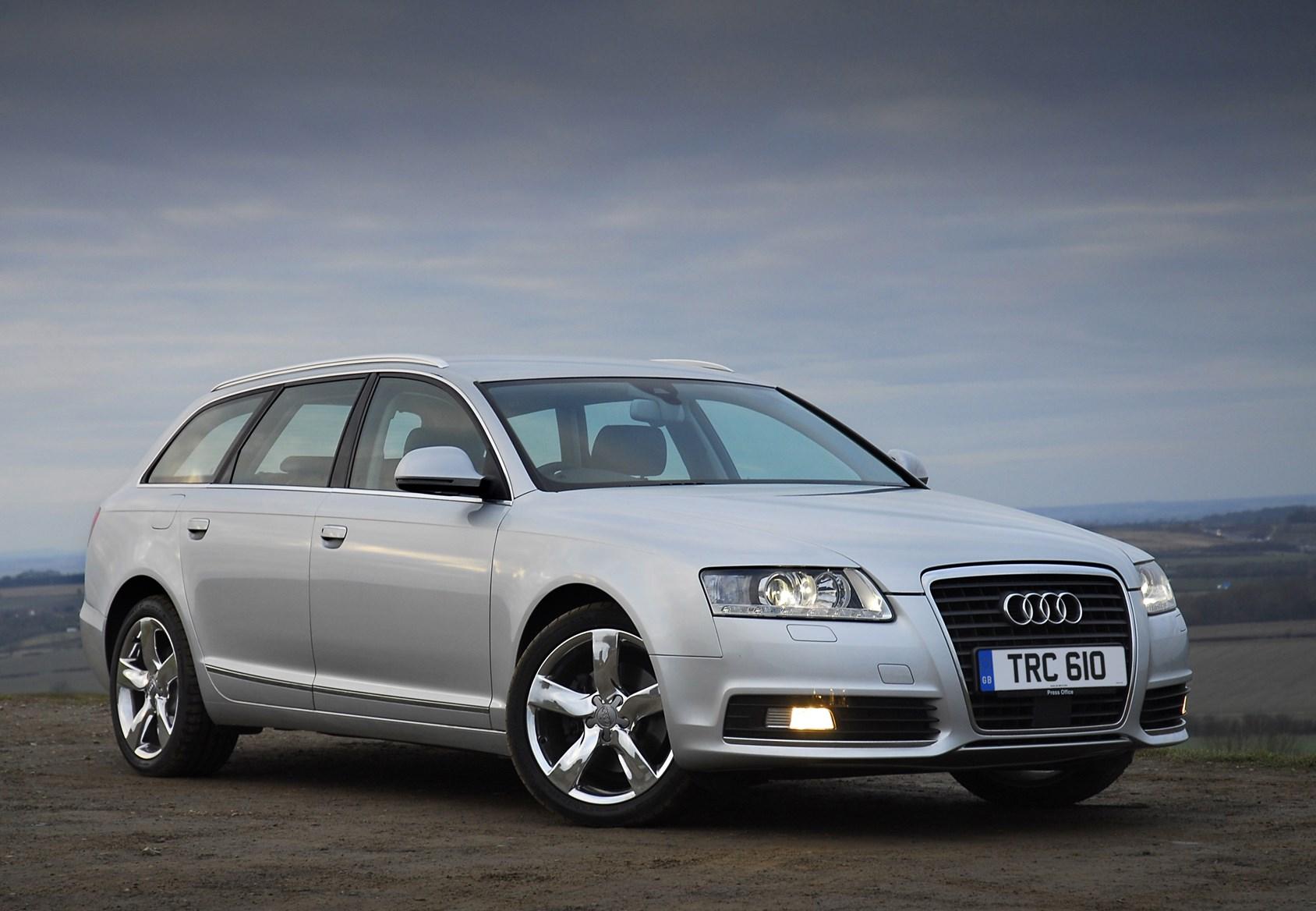 Audi A Avant Review Parkers - 2005 audi a6