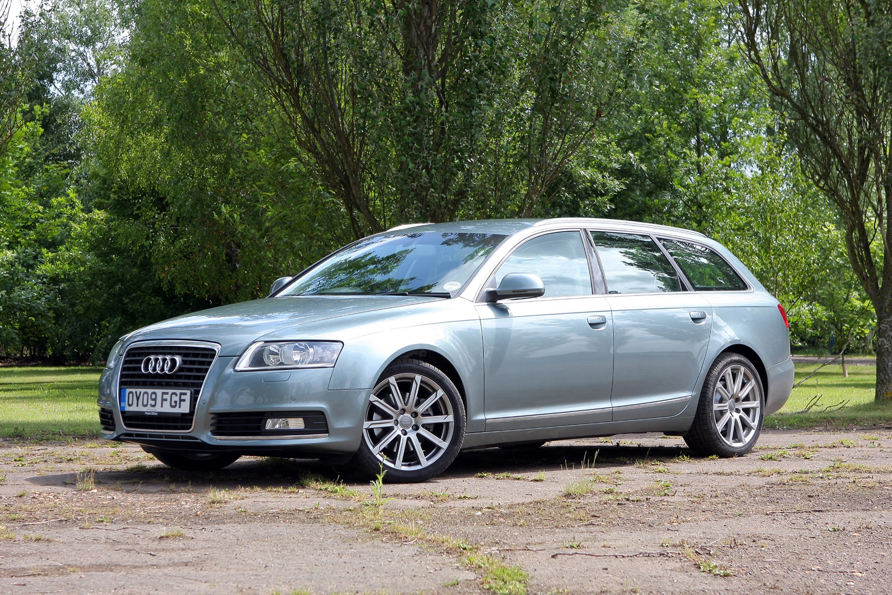 Audi a6 27 tdi estate for sale 14