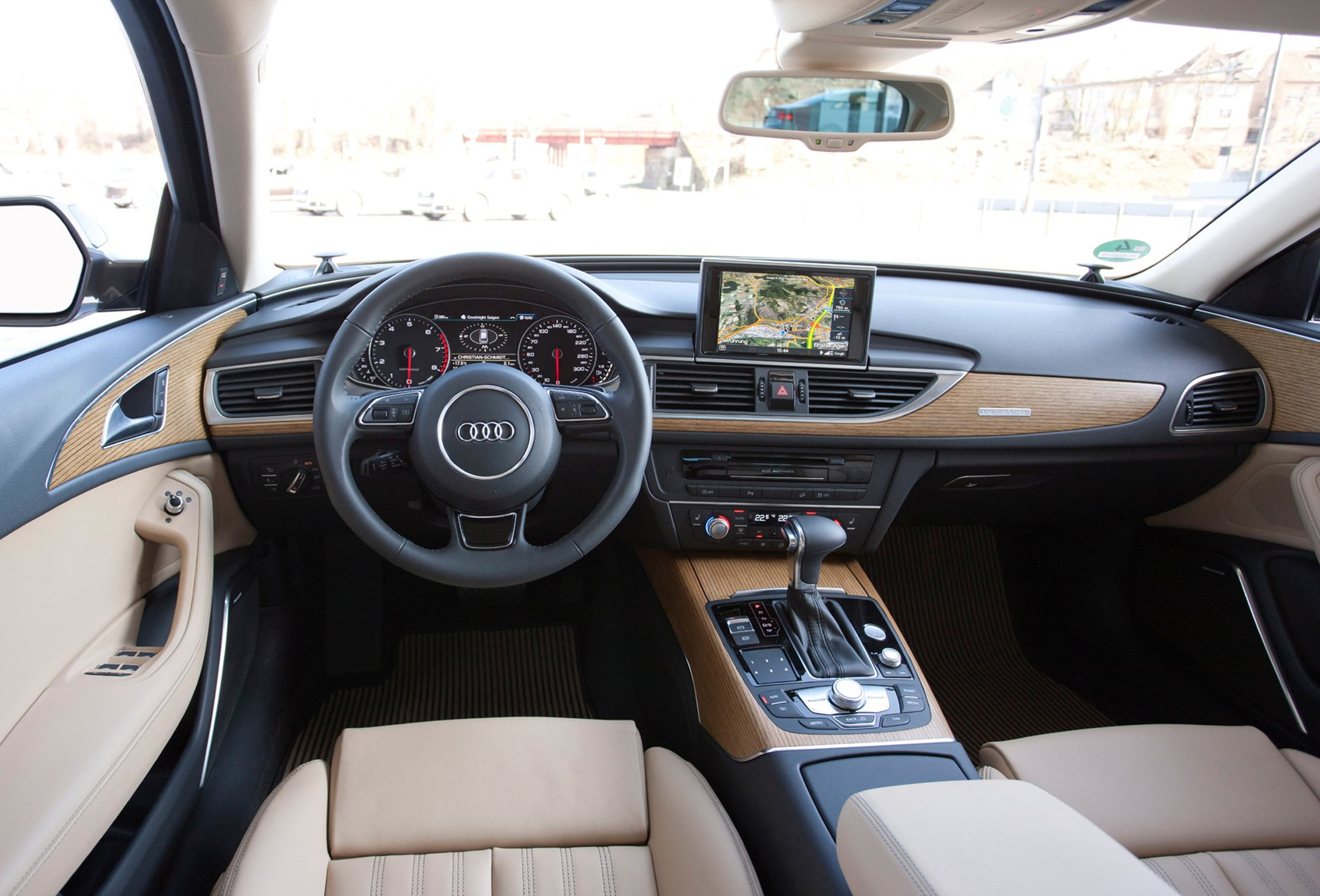 Audi A6 Allroad 2012 Features Equipment And