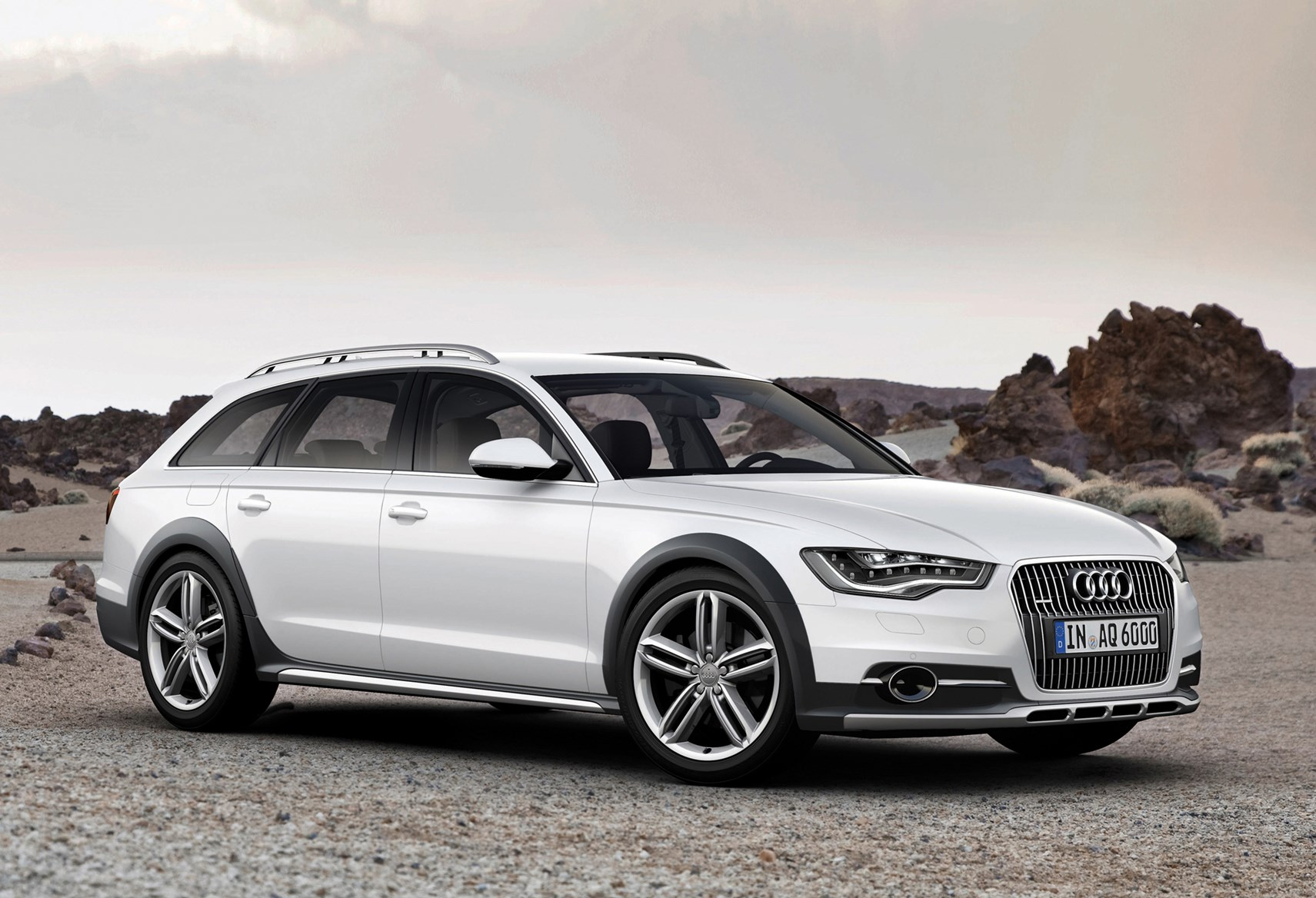 audi a6 allroad review 2012 parkers. Black Bedroom Furniture Sets. Home Design Ideas