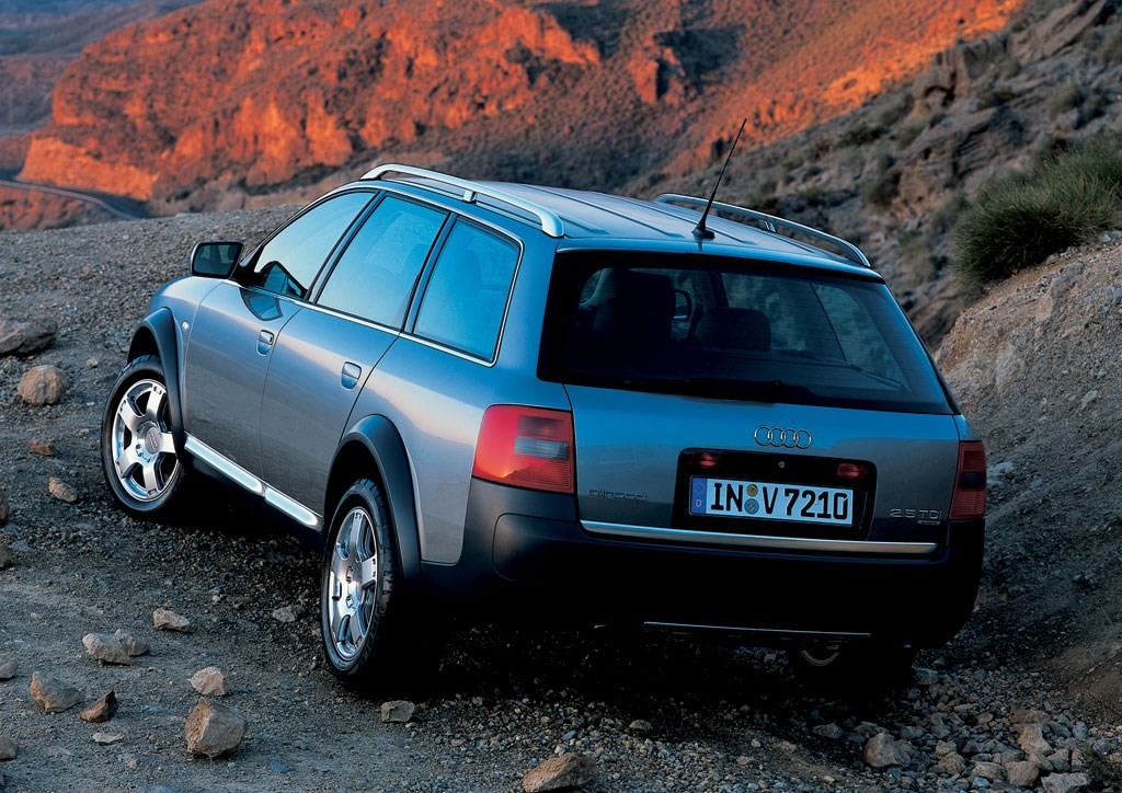 audi a6 allroad review 2000 2005 parkers. Black Bedroom Furniture Sets. Home Design Ideas
