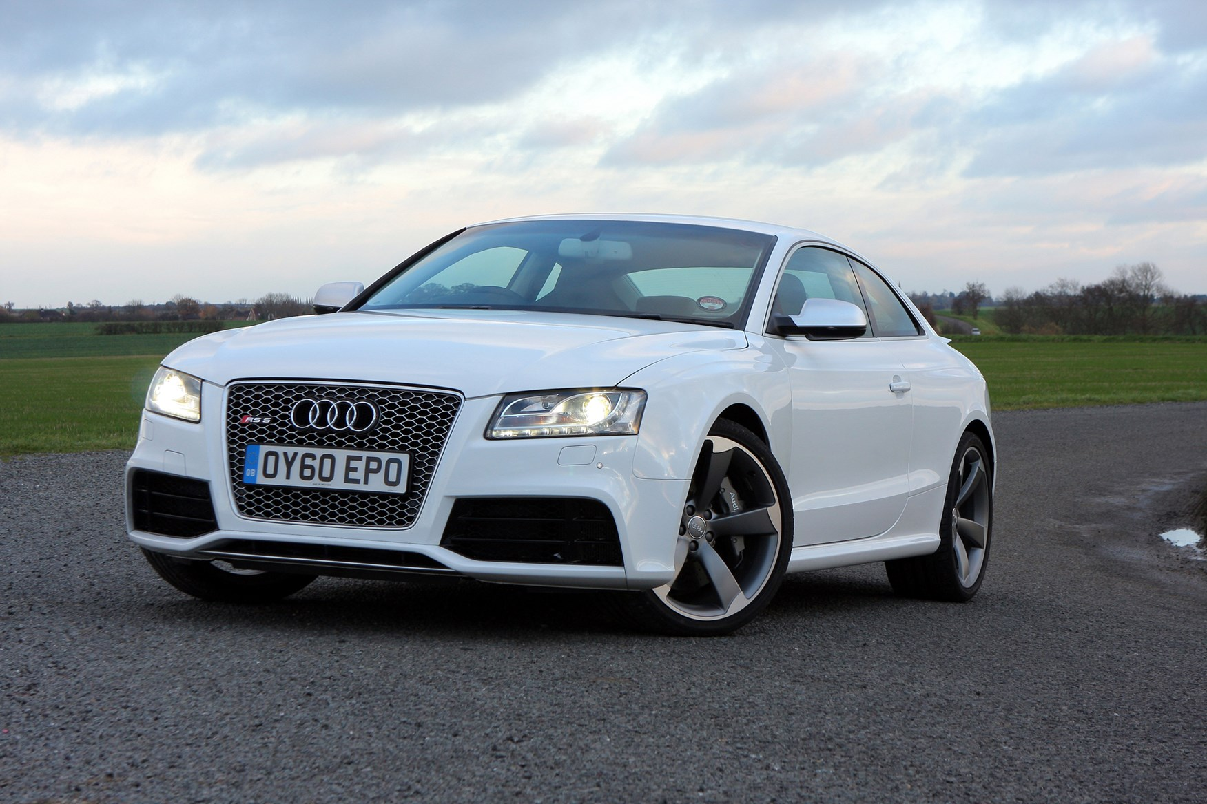 audi a5 rs5 review 2010 2015 parkers. Black Bedroom Furniture Sets. Home Design Ideas