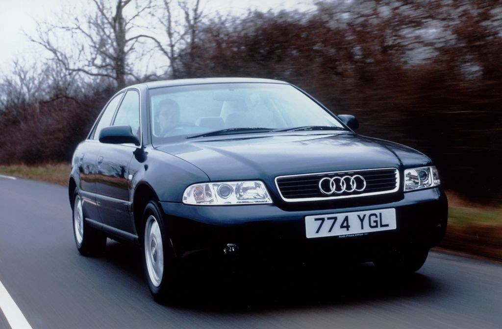 New Audi A1 >> Used Audi A4 Saloon (1995 - 2001) Review   Parkers
