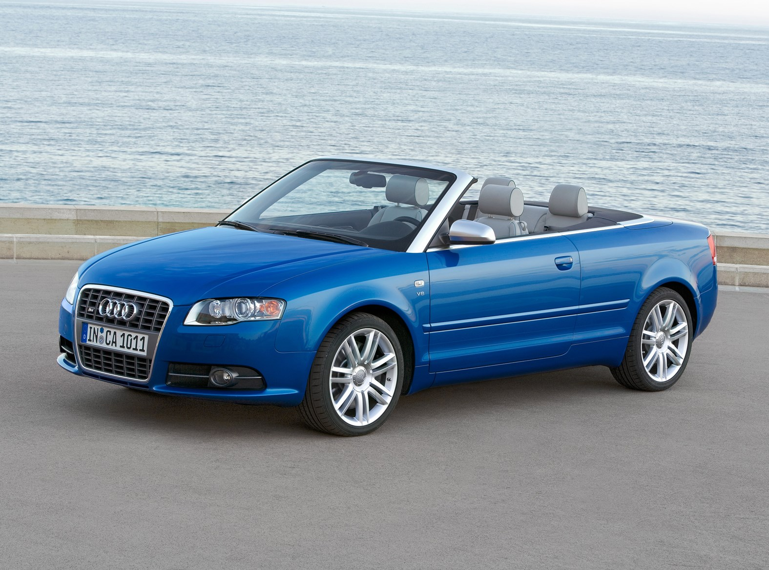 audi a4 cabriolet review 2006 2009 parkers. Black Bedroom Furniture Sets. Home Design Ideas