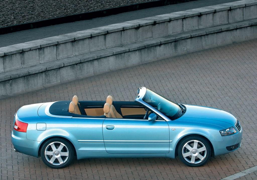 audi a4 cabriolet review 2001 2005 parkers. Black Bedroom Furniture Sets. Home Design Ideas